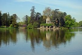 Lac Daumesnil, bois de Vincennes - Paris
