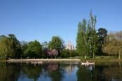 Paris - Le bois de Vincennes